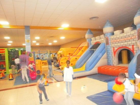 Sala Giochi Per Bambini : Sala giochi bimbi parte foto di paradise playcenter monsano