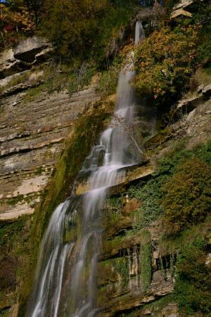 Castel del Rio, Italy: Cascata di Moraduccio