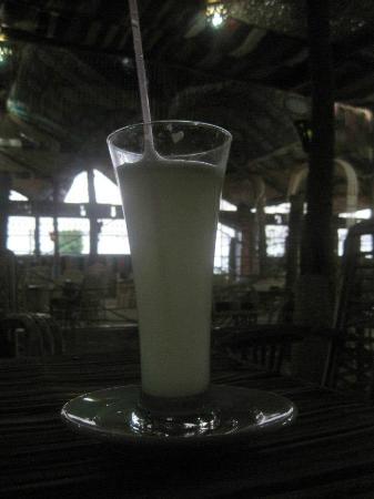 Nubian Palace Coffee Shop: fresh lemon juice