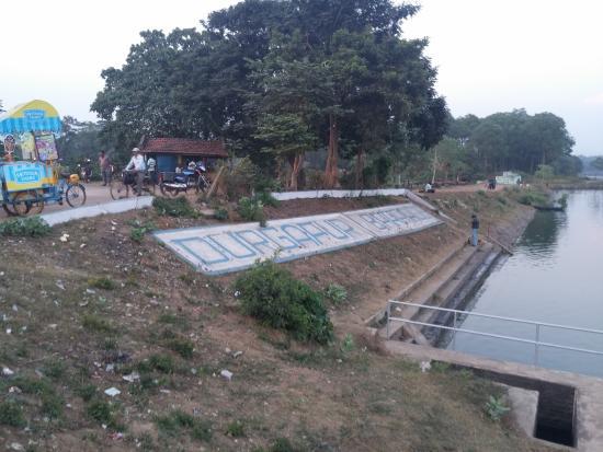 Durgâpur, India: Durgapur Barrage