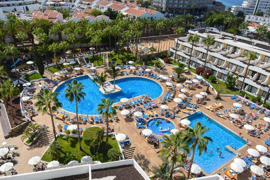 Best deals to tenerife from glasgow