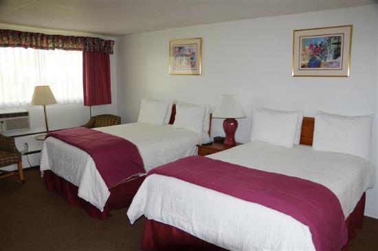 Exit 41 Travel Inn: room