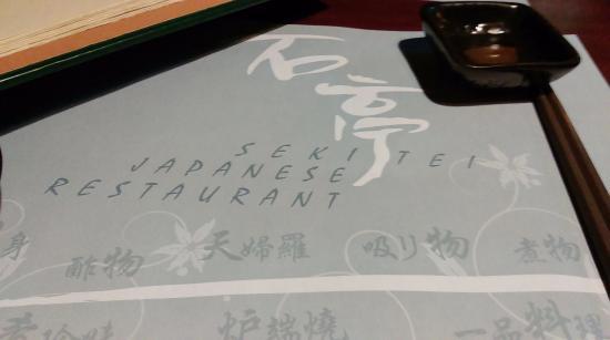 Seki Tei Japanese Restaurant