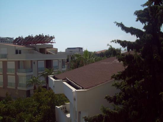 Hotel Benna: Вид из номера