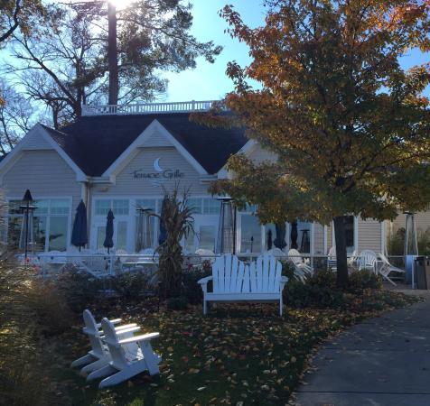 Shelbyville, Мичиган: Terrace Grill