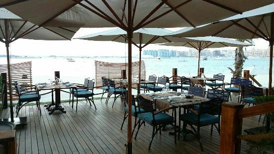 The Beach Bar & Grill : Beach bar &grill welcome you