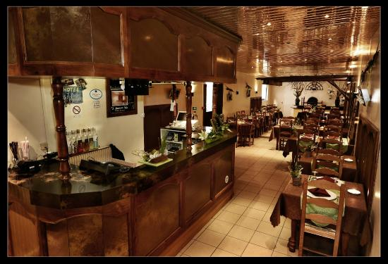 Bar Restaurant Les Arcades Bruyeres