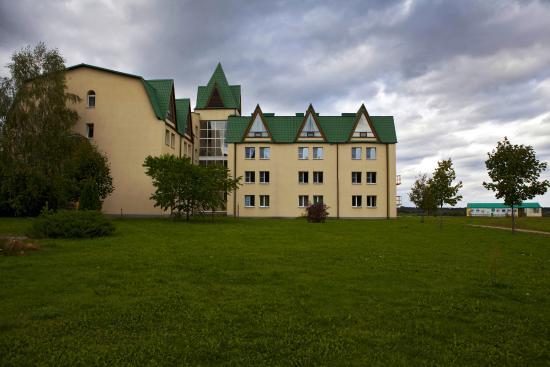 Emmaus, Russia: Отель