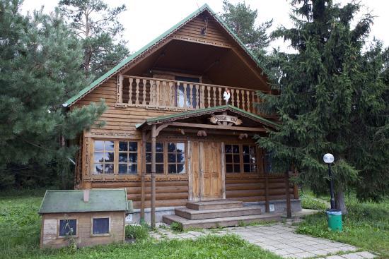 Emmaus, Russia: Коттеджи на территории