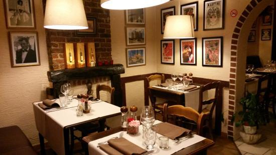 Vorst, Bélgica: Petite salle amoureux