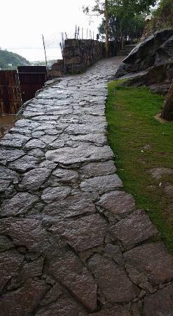Sanmen County, Cina: Pathway