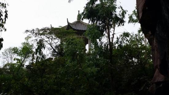 Sanmen County, Cina: Pagoda