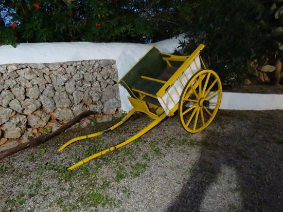 San Climente, Spanje: carro