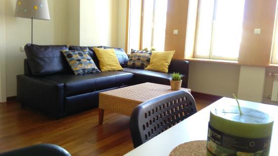 Apartamentos Avila: Comedor