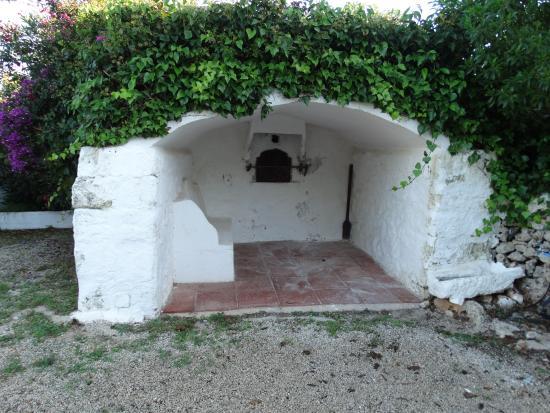 San Climente, Spanje: horno de leña