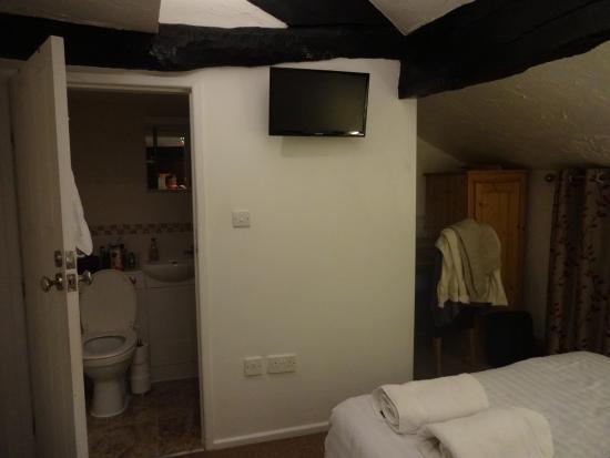 Rambler's Rest Guest House: Room