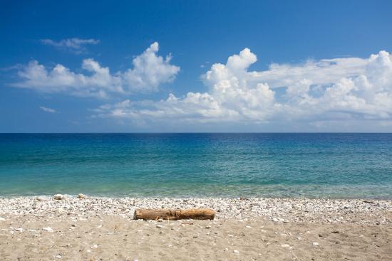 Private villa beach