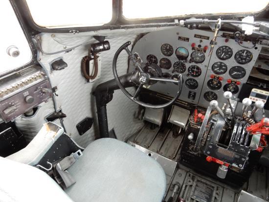 EAA Air Museum: Cockpit