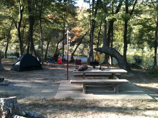 tent only site picture of beavers bend resort park broken bow rh tripadvisor ca