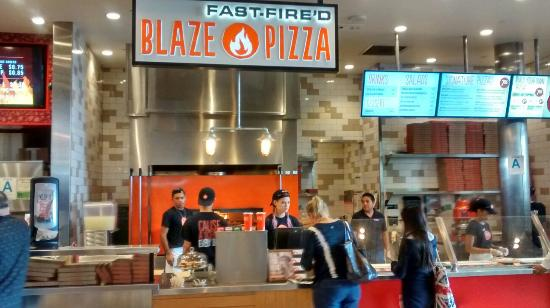 Blaze Pizza - Torrance