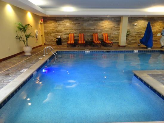 hilton garden inn gatlinburg downtown pool - Hilton Garden Inn Gatlinburg