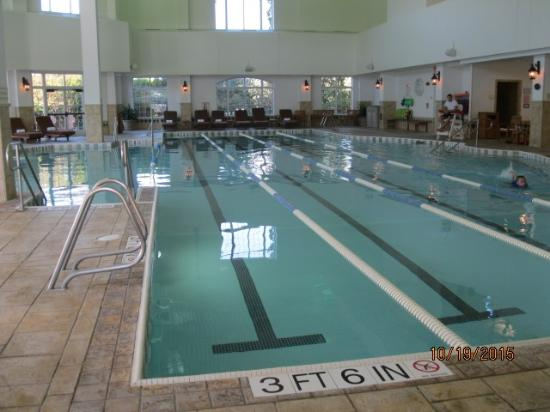 Lap Pool Picture Of Gaylord Opryland Resort Convention Center Nashville Tripadvisor