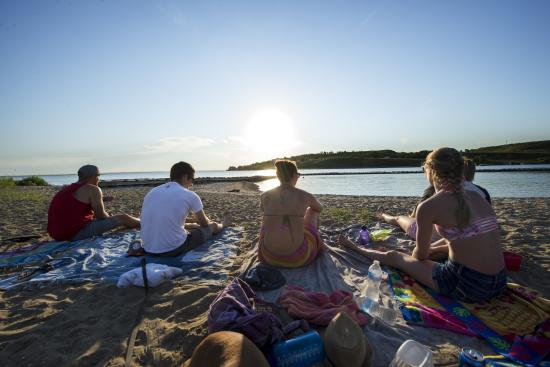 Outlook, Kanada: Lake Diefenbaker
