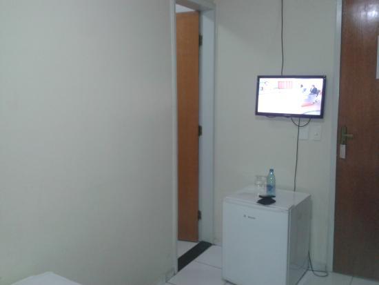 Hotel Pio: tv boa