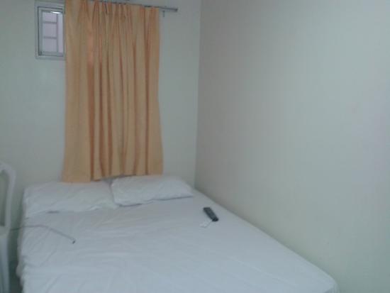 Hotel Pio: quarto com cama boa