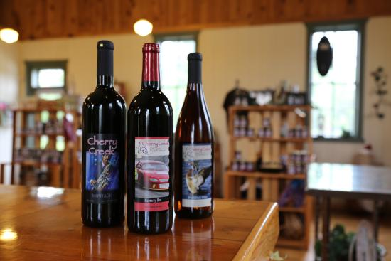 Cherry Creek Winery: Cherry Creek Wine
