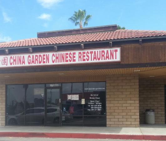 China Garden Chinese Menifee Restaurant Reviews Phone Number Photos Tripadvisor