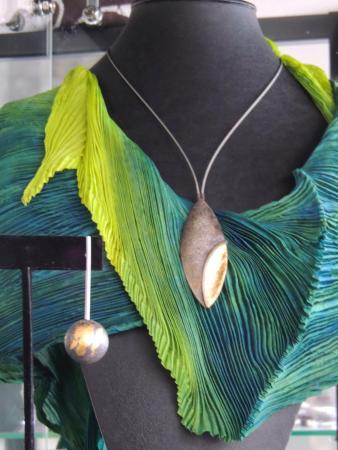 Floyd, Вирджиния: Agnes Seebass jewelry