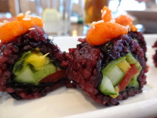 VegeNation: Save the Tuna sushi