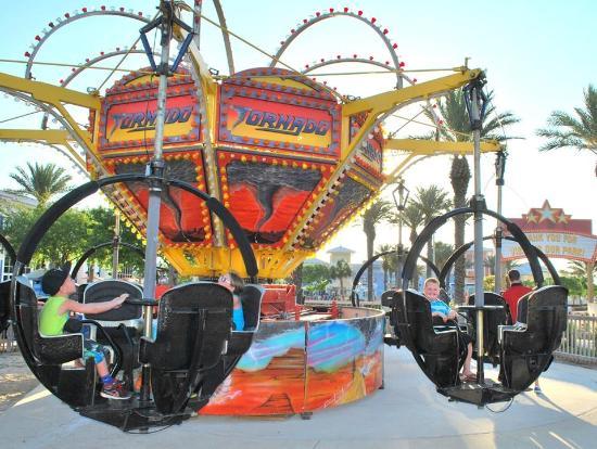 Tornado Ride - Picture of Pier Park Amusements, Panama City Beach ...