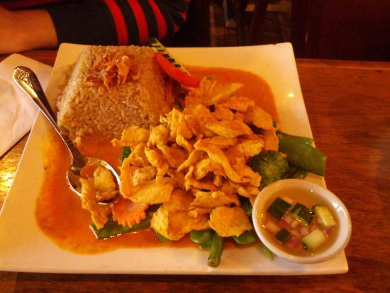 Thai Princess: Khao Mok Gai (Thai Style Rice Curry with Herbed Chicken ...