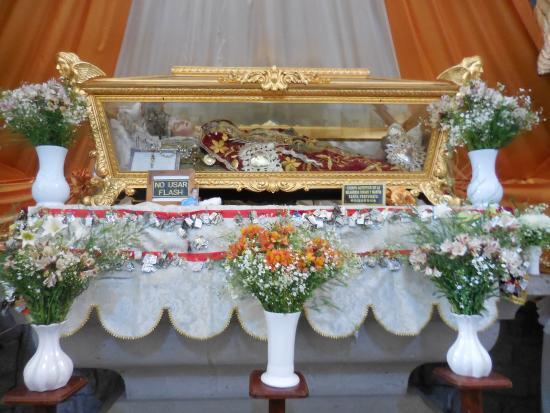 Moquegua, เปรู: Cuerpo de Santa Fortunata