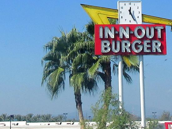 Original In-N-Out Burger, Baldwin Park, Ca