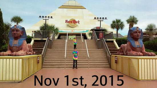 Hard Rock Cafe Myrtle Beach Broadway At The