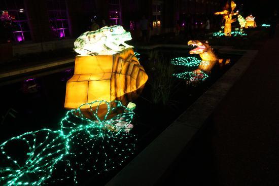 Foto de missouri botanical garden saint louis lantern Missouri botanical garden lantern festival