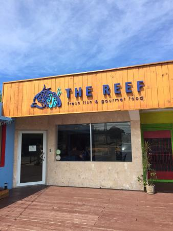The Reef Fresh Fish & Gourmet Food