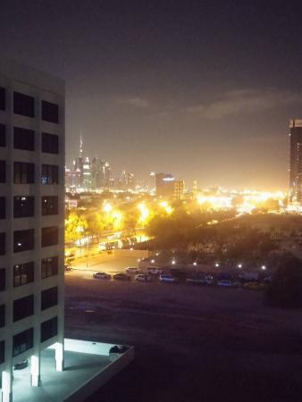 Panorama Hotel Bur Dubai: View from hotel