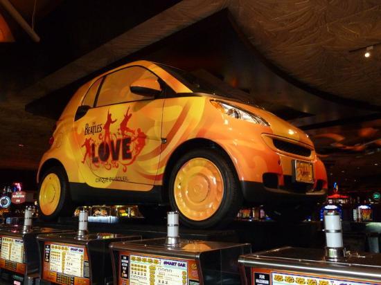 The Mirage Hotel & Casino: The Beatles LOVE
