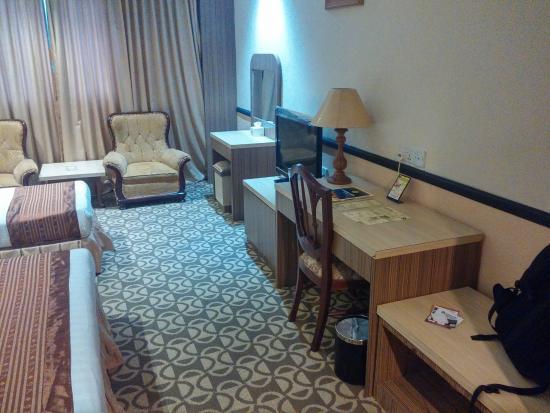 Formosa Hotel: Room