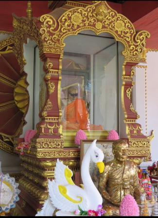 Tours Koh Samui: Mummified monk