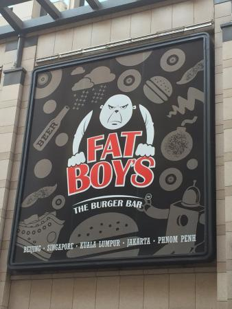 Fatboy's The Burger Bar