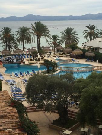 Hotel Condesa de la Bahia: view