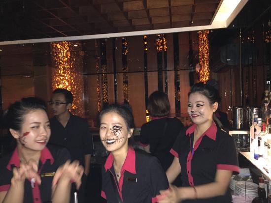 Staff para Halloween