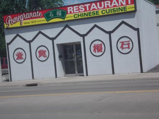Pomegranate Chinese Food Windsor