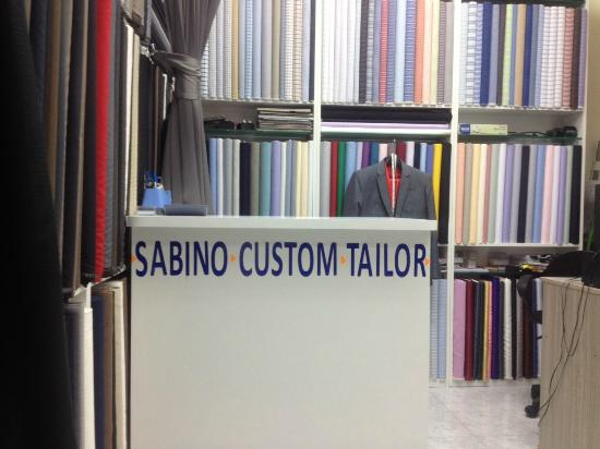 ‪Sabino Custom Tailor‬