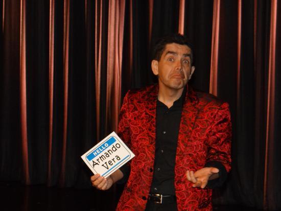 Armando Vera Magic Show: Prepare to laugh and to be amazed.